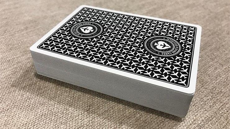 Jetsetter Premier Edition Jet Black Playing Cards