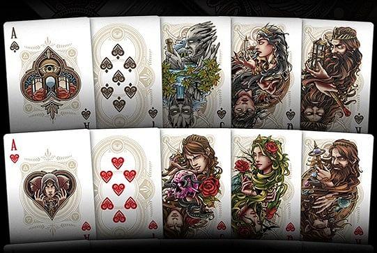 Primordial Greek Mythology Playing Cards (Limited Edition)