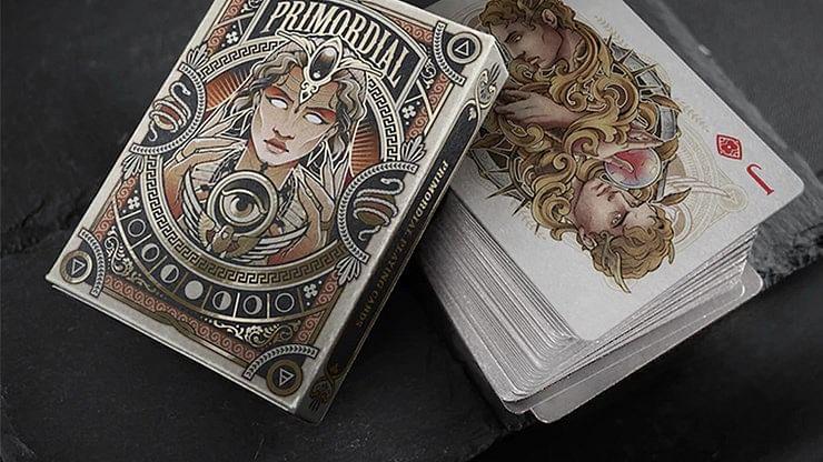 Primordial Greek Mythology Playing Cards
