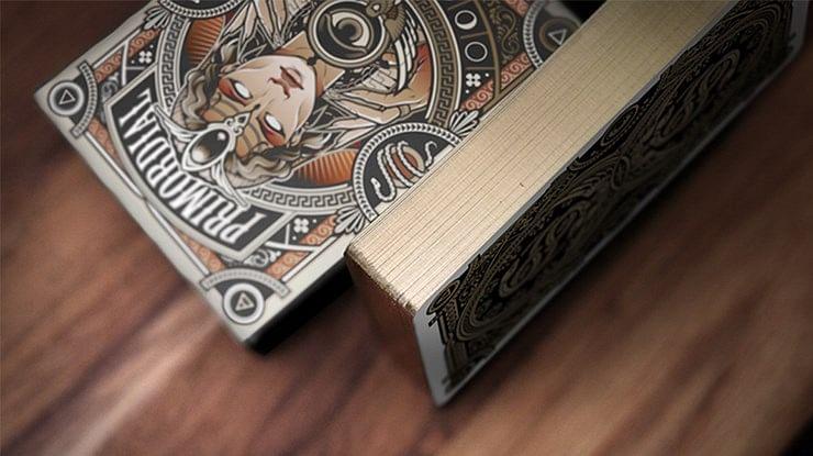 Primordial Greek Mythology Playing Cards (Limited Edition) - magic