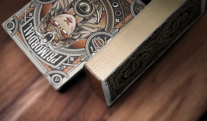Primordial Greek Mythology Playing Cards (Aether Edition)
