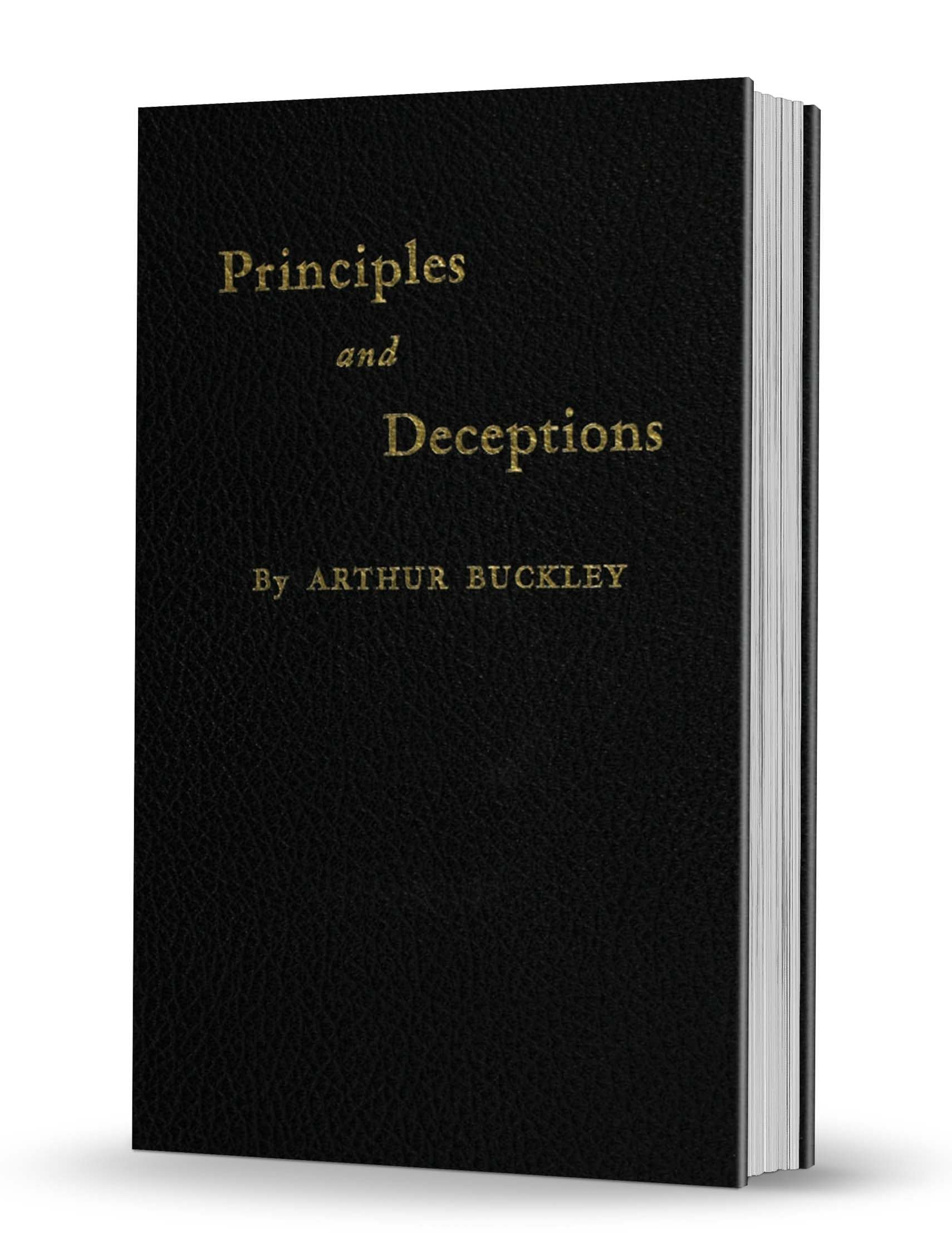Principles and Deceptions - magic