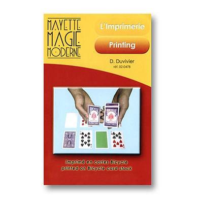 Printing - magic