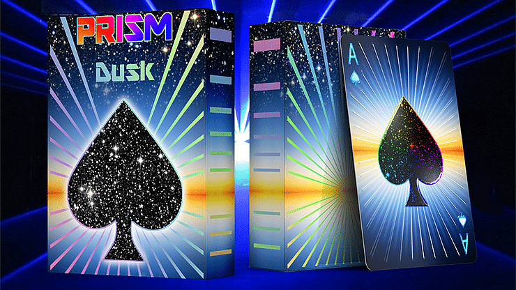 PRISM: Dusk Playing Cards - magic