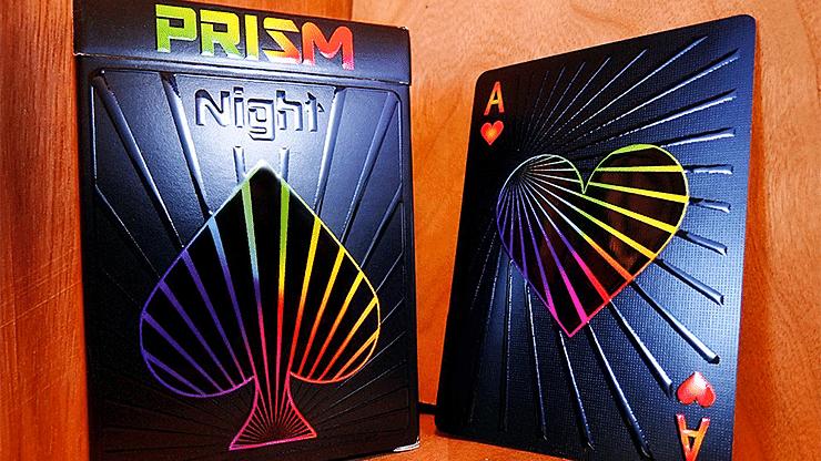 Prism: Night Playing Cards - magic