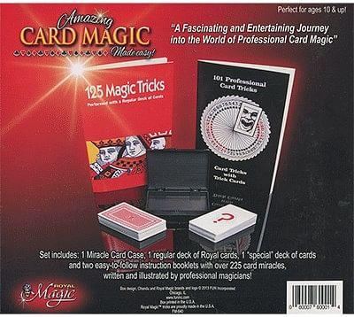 Pro Card Magic Set