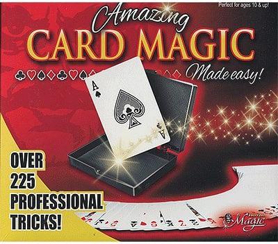 Pro Card Magic Set - magic