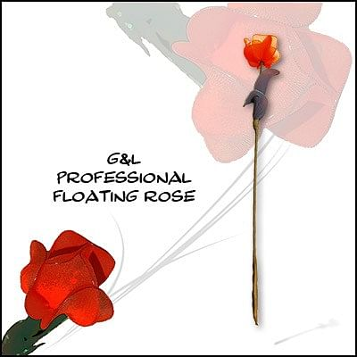 Pro Floating Rose - magic