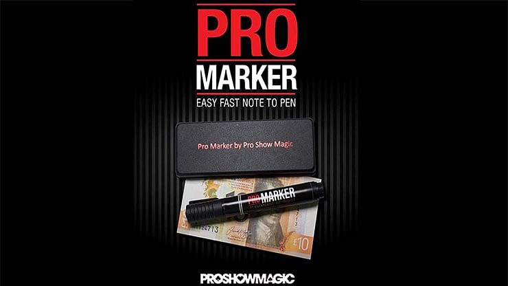 Pro Marker - magic