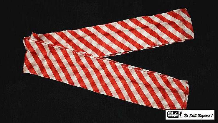 "Production Streamer Zebra 6"" x 18' - magic"