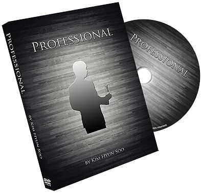 Professional DVD - magic