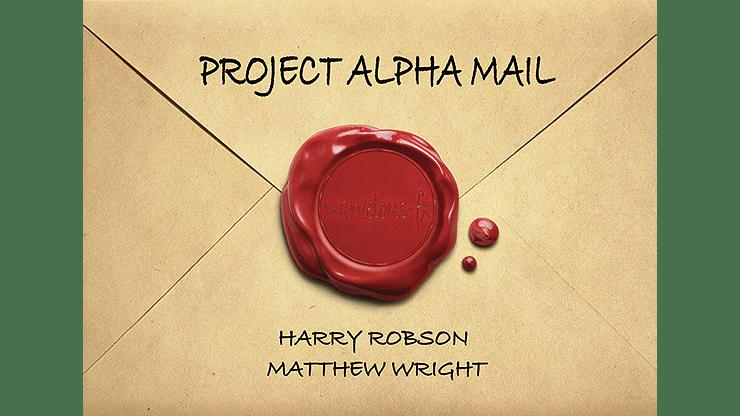 Project Alpha Mail - magic