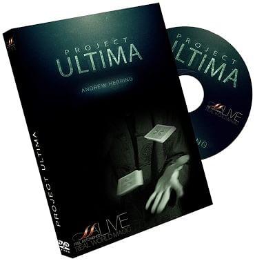Project ULTIMA - magic