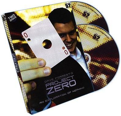 Project Zero - magic