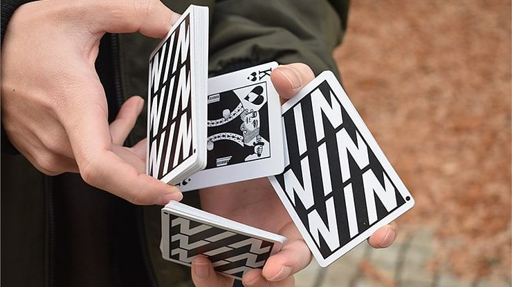 Prototype Cardistry Playing Cards