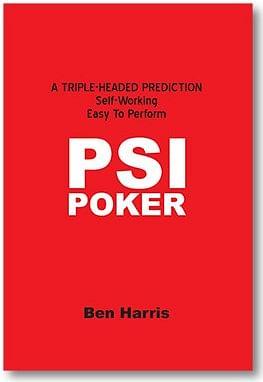 PSI-Poker - magic