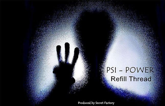 PSI Power refill thread - magic
