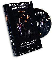 Psi Series Banachek Volumes 1 - 4 - magic