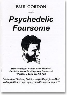 Psychedelic Foursome - magic