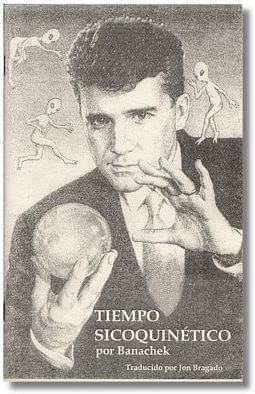 Psychokinetic Times - Spanish Edition - magic