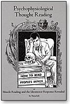 Psychophysiological Thought Reading - magic