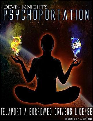 Psychoportation - magic