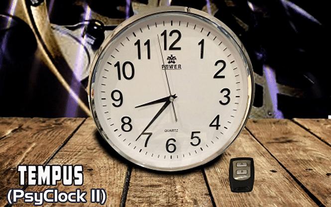 Psyclock II Tempus - magic