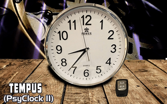 Psyclock II Tempus - magic