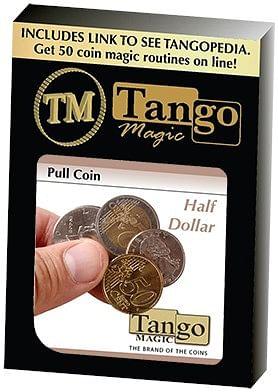 Pull Coin - Half Dollar - magic