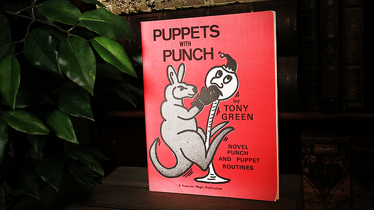 Puppets with Punch - magic