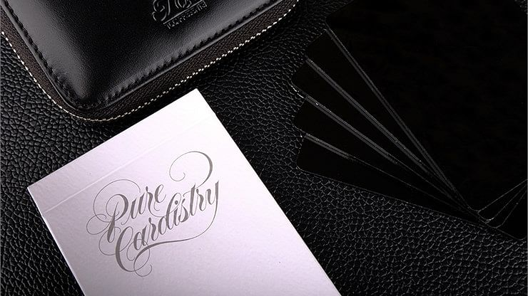Pure Cardistry Training Playing Cards
