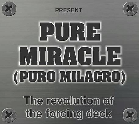 Pure Miracle - magic