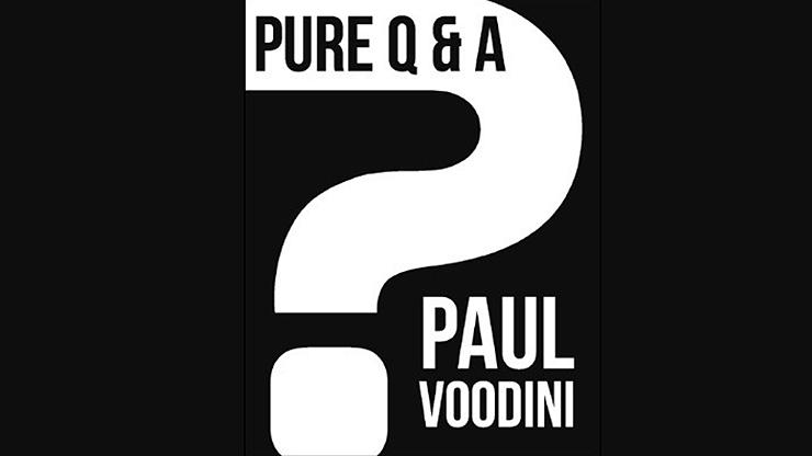 Pure Q & A - magic