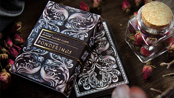 Luxury Apothecary Playing Cards - Ponderings - magic