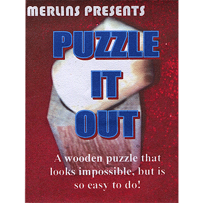 Puzzle It Out - magic