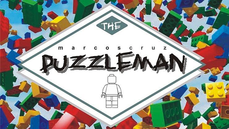 Puzzle Man - magic