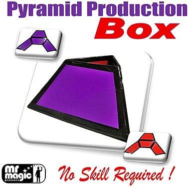Pyramid Production Box - magic