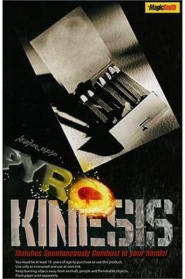 Pyro Kinesis - magic