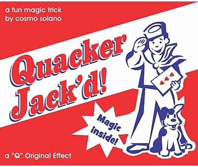 Quacker Jack'd - magic