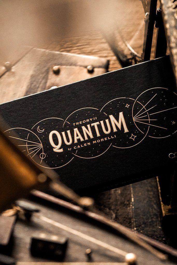 Quantum - Calen Morelli