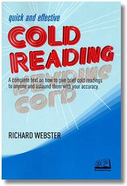 Quick and Effective Cold Reading - magic