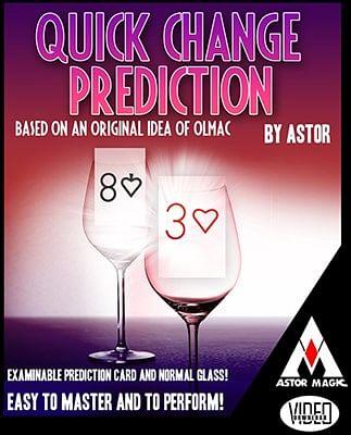 Quick Change Prediction - magic
