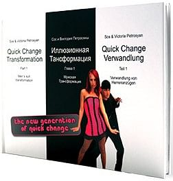 Quick Change Transformation - magic