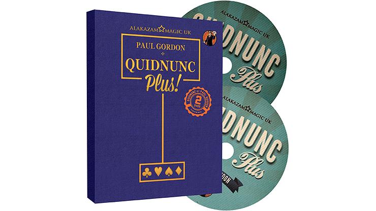 Quidnunc Plus! - magic