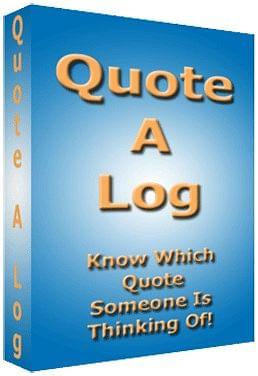 Quote a Log - magic