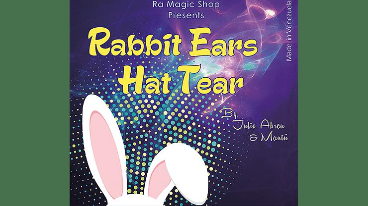 Rabbit Ears Hat Tear - magic
