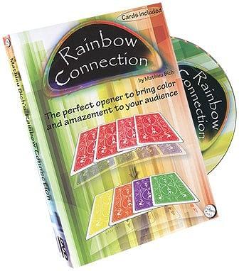 Rainbow Connection - magic