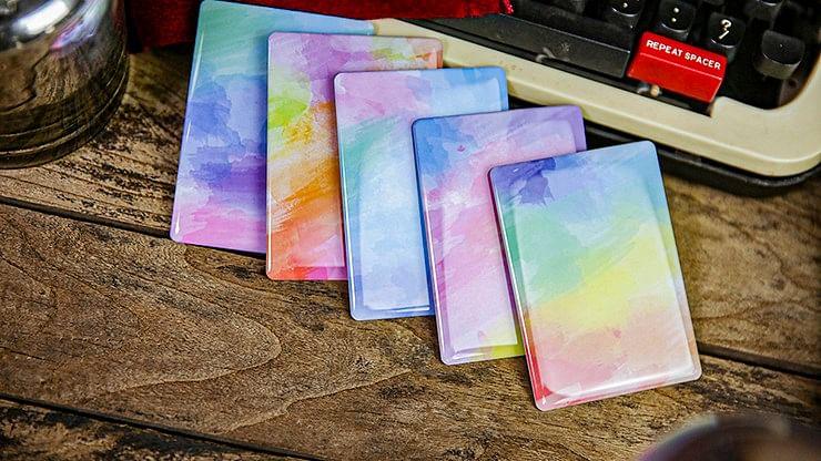 Rainbow Jelly Cardistry Trainer - magic