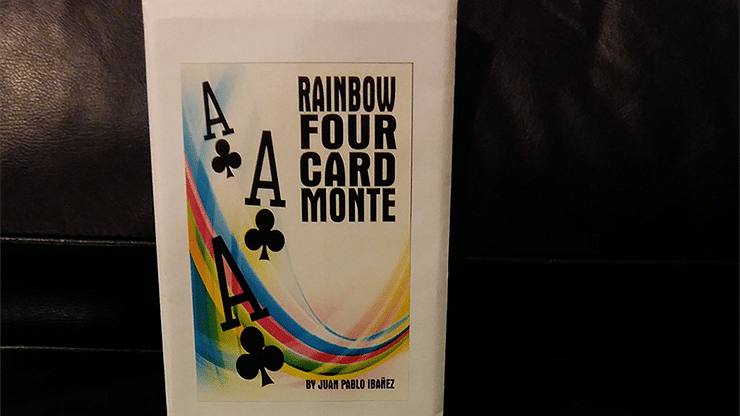 Rainbow Monte - magic