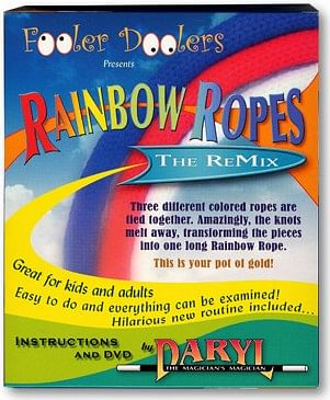 Rainbow Ropes - The Remix - magic